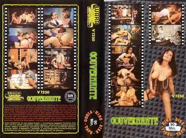 Порно Фильм Гувернанткаретро
